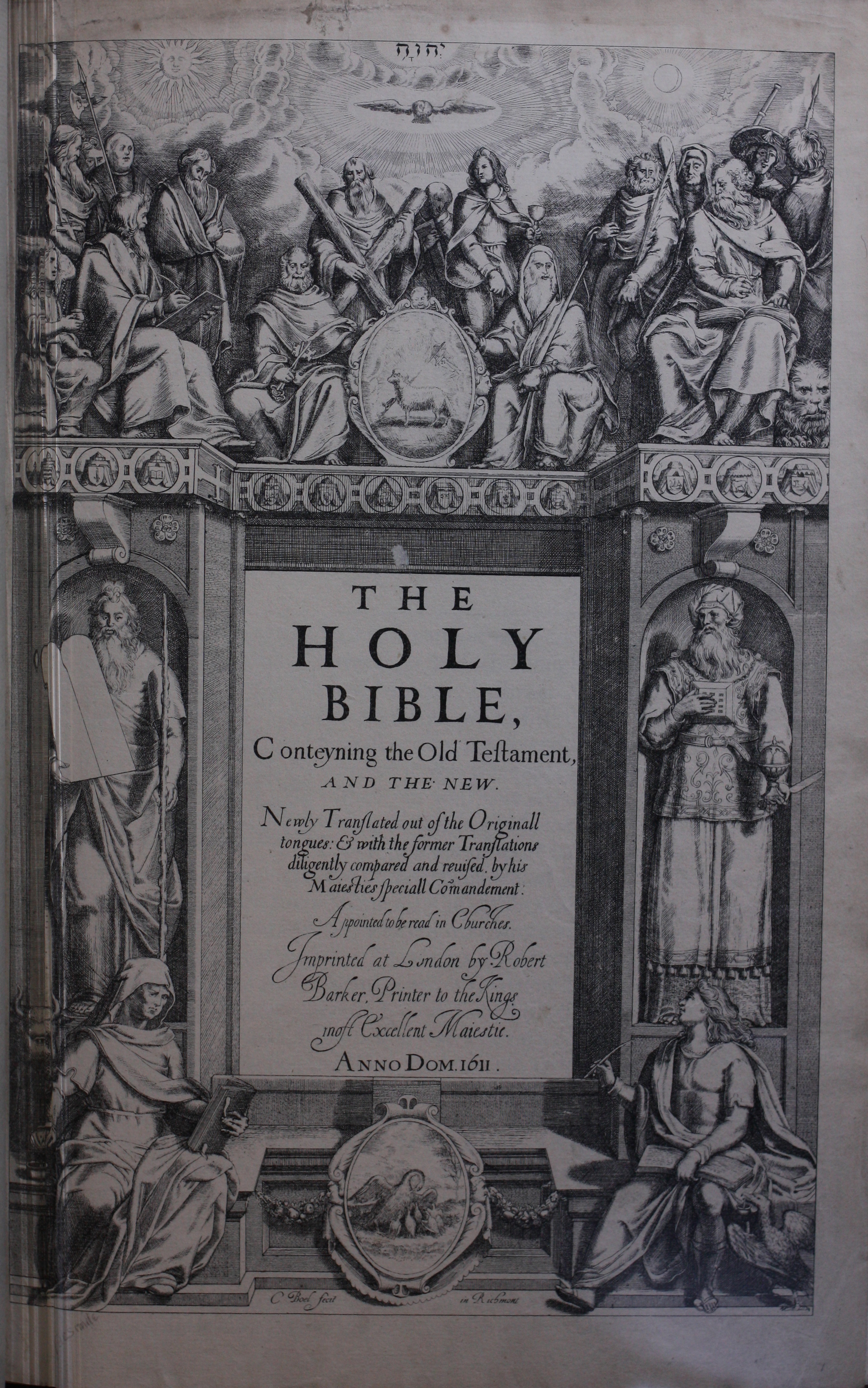 King James Version (1611) | Styberg Library